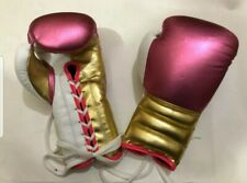 New Custom Real Leather Boxing Gloves Any logo R Name, inspired by winning grant