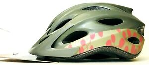 Bell Berry Mat Moss CPSC Size Adjust Dial Women Adult Bicycle Helmet Age 14 Up
