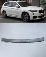 BMW X1 2016-2018 Outer REAR BUMPER PROTECTOR GUARD TRIM COVER SILL PLATE UK