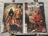 Dollhouse Family 6 Two Comic Lot - Regular Cover & Variant