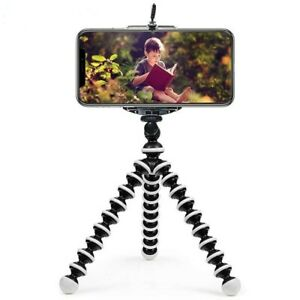 Mini Octopus Tripod Holder Universal Smartphone For iPhone Huawei