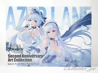3 - 7 Days | Azur Lane Second Anniversary Art Collection + Case from JP