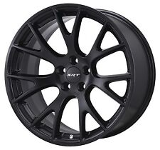 20x9.5 DODGE CHALLENGER HELLCAT SRT BLACK WHEEL RIM FACTORY OEM 2528 EXCHANGE