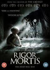 RIGOR MORTIS (DVD / JUNO MAK 2016)