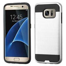 Étuis, housses et coques etuis, pochettes argentés Samsung Galaxy S7 pour téléphone mobile et assistant personnel (PDA)
