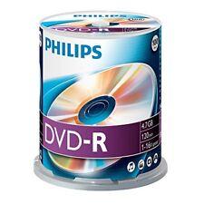 Philips Dvd-r 4.7 GB 16x vitesse Broche 50 Pièces Phi Dm4s6b50f/00
