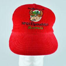 Moose McGillycuddys Hawaii Embroidered Vintage Baseball Hat Cap Adjustable Strap