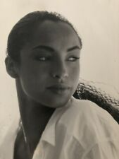 More details for sade : memorabilia-promotional photograph- 1980's/ u. k. buyers only.