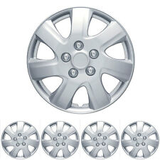 Hub Cap Covers for Toyota Camry Style 16 Inch Replica Cover 4 PC Set