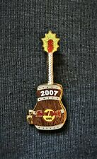 Hard Rock London hinged TNT barrel Limited Edition vault pin padge 2007