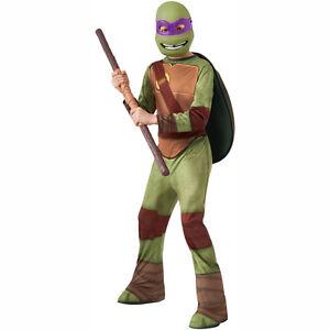 Teenage Mutant Ninja Turtles Donatello Child Costume Rubies 886756