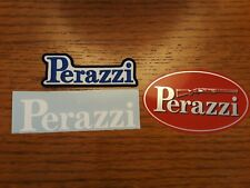 Perazzi - Patch & Two Stickers