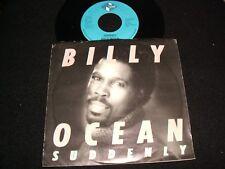 "BILLY OCEAN<>SUDDENLY<>45 Rpm,7"" Vinyl ~Canada Pressing~JIVE 90X"