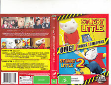 Stuart Little-1999/Stuart Little:2-2002-Geena Davis-2 Movie-DVD