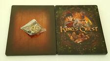 Steelbook - King's Quest - Rare + Livret + Amulette - PS4 Xbox One Pc - Occasion