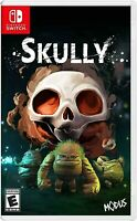 SKULLY (NINTENDO SWITCH) BRAND NEW FACTORY SEALED MODUS GAMES FREE SHIPPING NSW