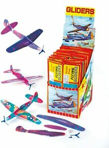 Flying Glider Dinosaur or Planes Ideal Party Bag Fillers