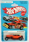 Hot Wheels Vintage 31 Doozie #9649 Never Removed from Package 1979 Orange 1:64