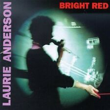 Bright Red - Laurie Anderson (1994, CD NIEUW) CD-R