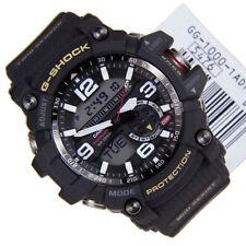 New Casio G-Shock Mudmaster Twin Sensor Analog Digital Men's Watch GG1000-1A