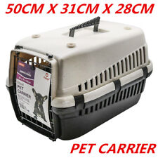 Paws & Claws 50x31cm Small Pet Carrier - Randomly Selected