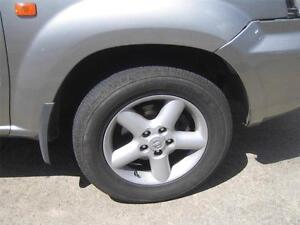 """Nissan X-Trail T30 Ti 1x 16"""" Mag Wheel and Tyre (2001 - 2007)"""