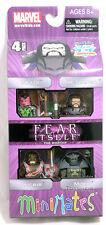 Marvel Minimates Fear Itself Worthy box set Diamond 722626