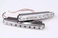 Tagfahrlicht 16 POWER SMD LED + R87 Modul E-Prüfzeichen Nissan