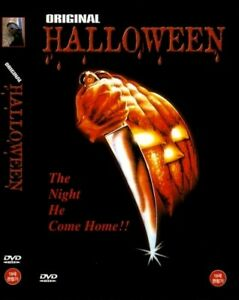 Halloween Original (1978) John Carpenter [DVD] FAST SHIPPING
