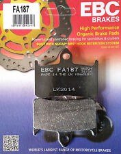 EBC/FA187 Brake Pads (Front) - Honda NC30, NC35, RC30, CBR900 FireBlade, VTR1000