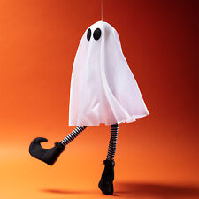 Animated Light Up Battery Ghost White LED Halloween Party Decoration Lights4fun
