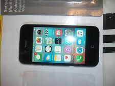 Apple Iphone 4s - 8GB-Negro (Vodafone) Teléfono Inteligente