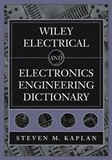 Wiley Electrical and Electronics Engineering Dictionary