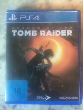 Shadow of the Tomb Raider (PlayStation 4, 2018) Ps4