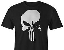 Marvel Daredevil Punisher Skull Logo T-Shirt Size 2X NEW UNWORN