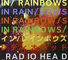 RADIOHEAD - In Rainbows / From The Basement CD w/DVD F/S w/Tracking# Japan New