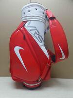 New Nike VRS Staff Cart Golf Bag,  Japanese Model,  Red