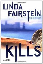 Kills by Linda Fairstein (2004, Hardcover)