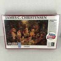 FX Schmid Puzzle 1000 Piece James C. Christensen Once Upon A Time Sealed 1993