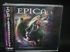EPICA The Holographic Principle + 1 JAPAN 3CD Delain After Forever Karmaflow