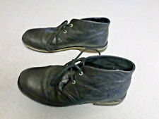 UGGS Black Leather Chukka Boots.  Men's  11