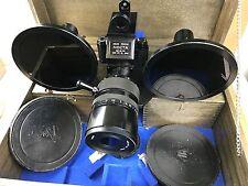 Asahi Pentax NOCTA Vintage Infrared Camera w/ 300mm f/3.3 NC-Takumar- VERY RARE