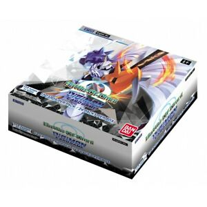 Digimon Card Game Battle of Omni BT05 Booster Box PRESALE