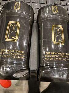 Paul Sebastian Deodorant 2 Piece Set Full Size