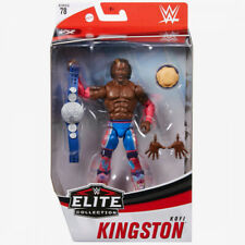 WWE Mattel Kofi Kingston Elite Series #78 Figure