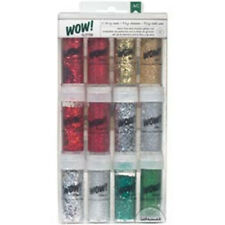 New American Crafts-Wow! Mixed Glitter Hard to Find