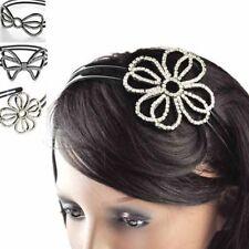 Accesorios de novia de plástico para el cabello