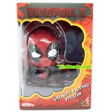 Marvel Hot Toys Deadpool (Grenade Holding Ver.) Cosbaby ( IN STOCK )