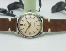 Dial Auto Cal:562 Man'S Watch Used Vintage 1960 Omega Seamaster White