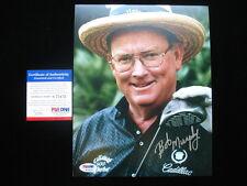 Bob Murphy Autographed 8×10 Photograph – PSA